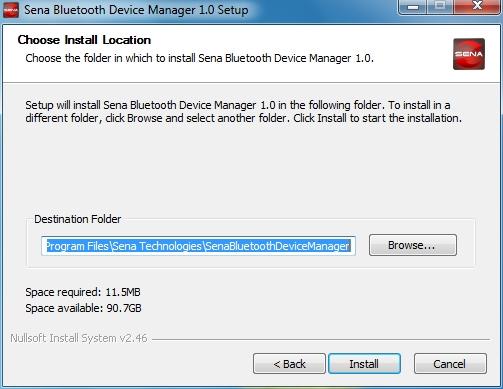 Installation : Windows 7