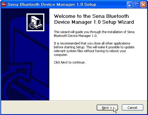 Installation : Windows XP